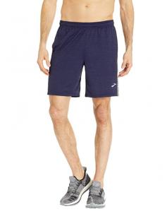 Brooks Mens Rep 8 Shorts