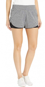 Brooks Womens Rep 3 2-in-1 Shorts