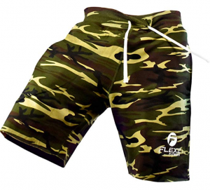 Flexz Fitness Comfortable Gym Shorts for Men
