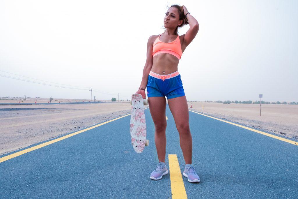 20 Figure-Flaunting High Waisted Running Shorts