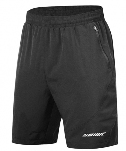 Souke Sports Men's Workout Running Shorts