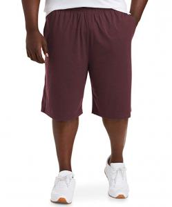 Amazon Essentials Men's Big & Tall Performance Cotton Short fit by DXL