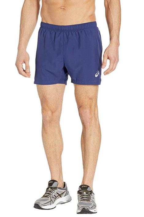 Asics running shorts