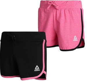 Reebok Girl's Performance Active Shorts
