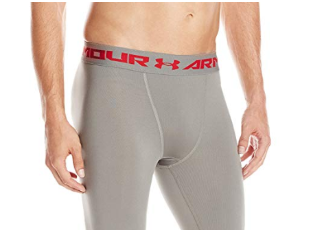 Under Armour Men HeatGear Long Compression Short