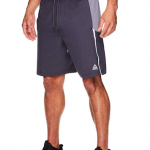 Reebok Men's Lightweight Workout Gym & Running Shorts