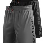 Neleus Men's Lightweight Workout Shorts