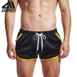 AIMPACT Men's Booty Running Athletic Shorts