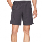 Amazon Brand - Peak Velocity Men's Build Your Own No-liner Training Short (Multiple Inseams)