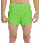 Baleaf Men's 3-inch Lime Green Running Quick Dry Shorts