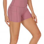 icyzone Workout Running Shorts for Women